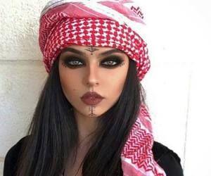 arabian girl, arabian beauty, and arabs image
