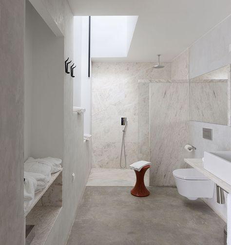 termoarredo bagno dal design moderno n.18 | bagni di design ... - Bagni Economici Moderni
