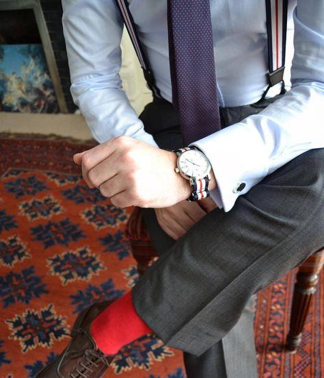 socks Details, details....