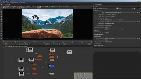 Natron The Free Robust Alternative To Nuke After Effects Social Media Design Graphics Newsletter Design Templates Photoshop Design