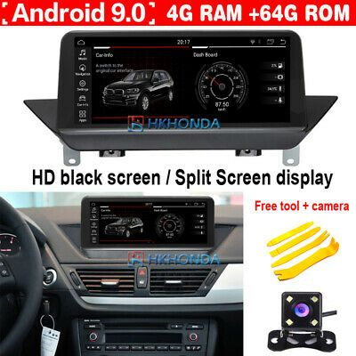 Ad eBay) Android 9 0 Car GPS Touch Navi Screen 64GB BT for