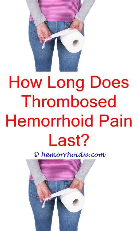 can hemorrhoids cause leg pain
