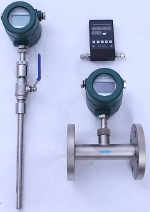 Pin On Flow Measurement