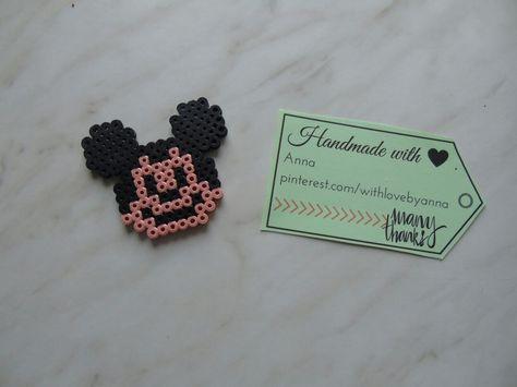 magnete Brooch/Magnet/Keyrings Mickey...