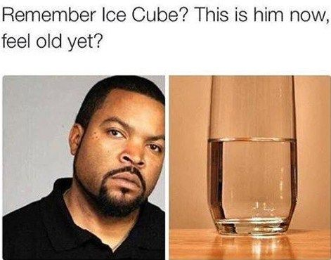 Remember Ice Cube This Is Him Now Feel Old Cute Memes Meme Comics Memesdaily Funny Some Jokes Memes Funny Pictures