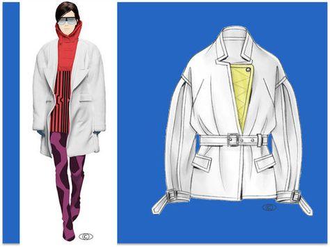 Carlin creative trend bureau - Tendance hors piste- PAP womanswear A/H - Tendances (