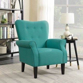 Belleze Living Room Modern Wingback Armchair Accent Chair High