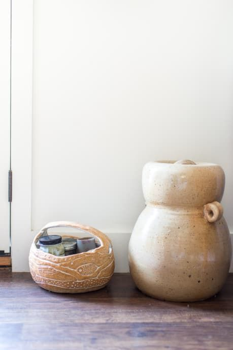 A Ceramicist Architect S Hand Crafted California Home Crafts Handcraft California Homes