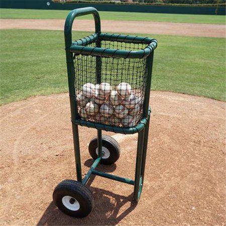 Baseball Batting Practice Ball Cart Size 1 5 Inch N A In 2020 Baseball Softball Sports