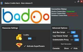 Badoo free super powers hack