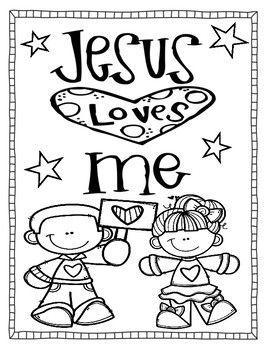 Jesus For Kids Freebie Kids Bible Printables Bible For Kids Kids Bible Book