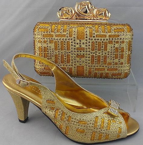Italian leather Shoes with matching bags  http://africanattireonline.co.uk/shoes-with-matching-bag