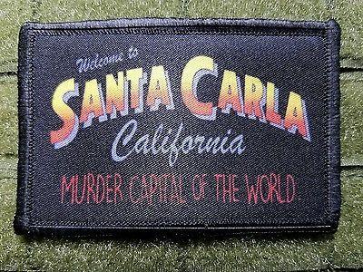 The Lost Boys - Welcome to Santa Clara Tactical hook Morale Patch