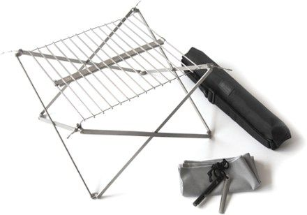 Incredible Wolf And Grizzly M1 Grill Kit Rei Co Op Camping Alphanode Cool Chair Designs And Ideas Alphanodeonline