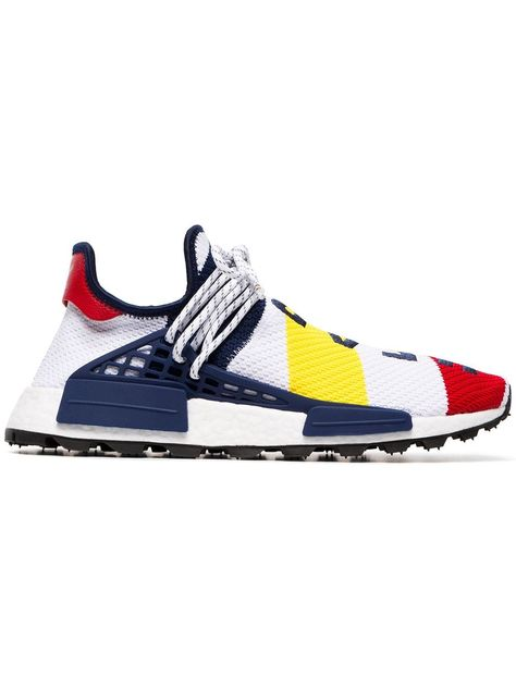 Low Price Mens adidas PW Human Race NMD TR Shoes (Ltblue