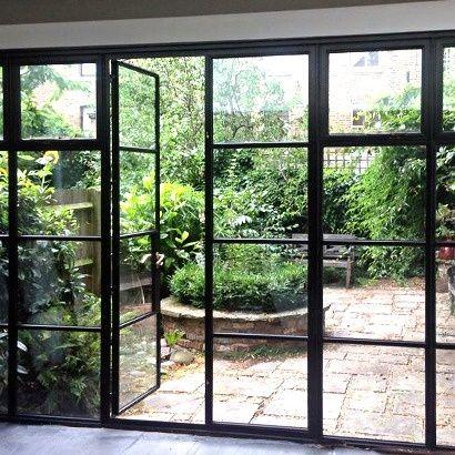 Steel Windows And Doors San Diego Los Angeles Ca Steel Doors And Windows Patio Doors Crittal Windows