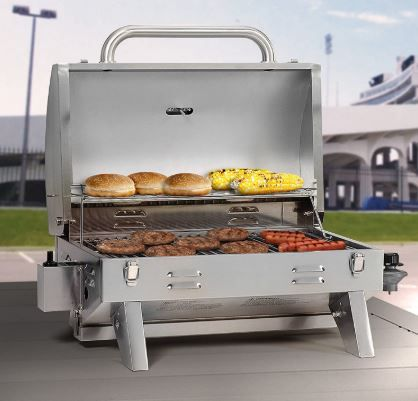 Top 5 Best Portable Gas Grills In 2020 With Images Grill Table