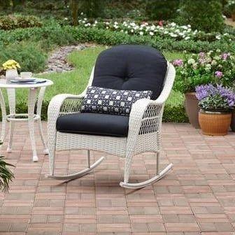 100 Best White Wicker Furniture Sets 2020 Outdoor Rocking
