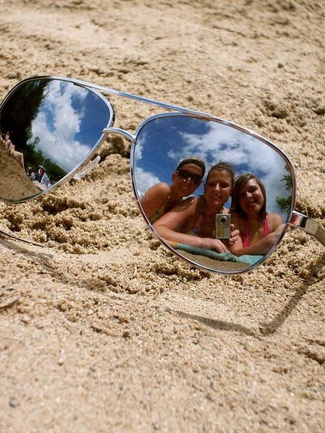 Summer Beach Picture. #summerfun #summerbeach #summerparty #raybansunglasses