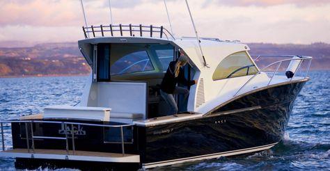 Semifly 32 | Dickey Boats | Model boat plans, Boat, Boat