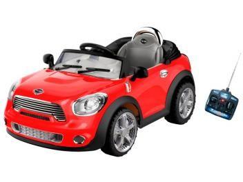 Mini Carro Eletricos Infantil 912300 Com Controle Remoto E Farol Bel Brink 6v Carro Eletrico Infantil Controle Remoto Mini Carro
