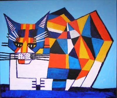 Seni Rupa Menurut Gaya Dan Aliran Idealisme Tegaraya Com Lukisan Abstrak Abstrak Perlengkapan Lukisan