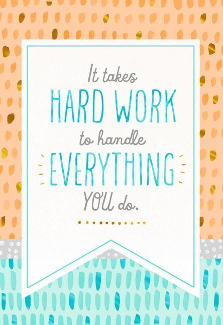 All Your Hard Work Admin Professionals Day Card Bossesdaygiftideasoffices Employee Appreciation Quotes Work Anniversary Quotes Administrative Professional Day