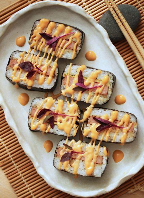 Hawaiis Spam Cookbook
