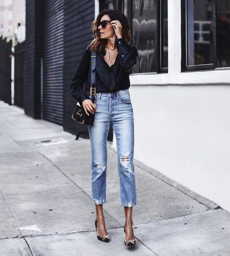 Date Night Outfit Ideas 2020 Fall Лучшие джинсы 2019 2020 года, фото, модели, новинки, тенденции