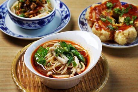 Best Chinese Restaurants For Sichuan Cuisine In London London Eats Dinner Entrees Cuisine