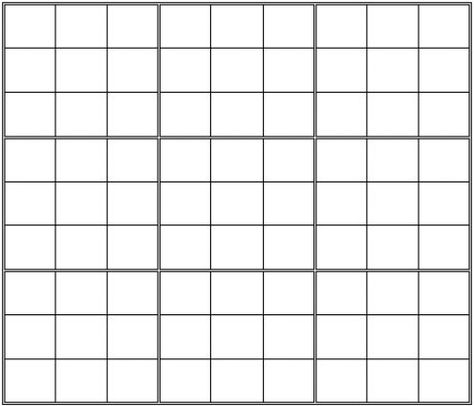blank sudoku grid pictures blank sudoku grid images blank sudoku
