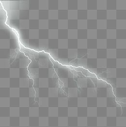White Lightning Lightning Effect Element Lightning Photography Lightning Mcqueen Drawing Lightning