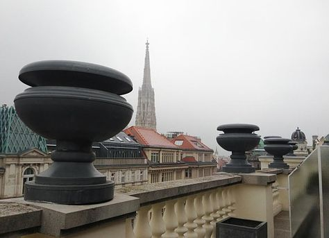 Penthouse View At St Stephans Cathedral Vienna Wohnung Mieten