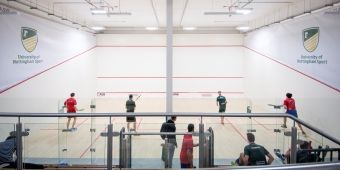Uni Of Nottingham Squash Courts Squash Court Pinterest Squash Nottingham And Uni