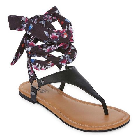 b2aefc355 a.n.a Sailor Womens Flat Sandals