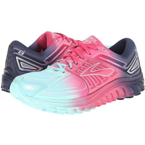 11cd7c55701 Brooks Glycerin 13 Women s Running Shoes featuring polyvore