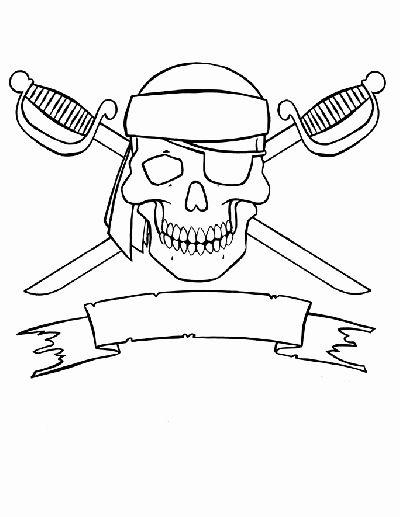 Pirate Flag Coloring Page Luxury Farglagg Pirater Ritmallar Nnu Pirate Coloring Pages Skull Coloring Pages Flag Coloring Pages