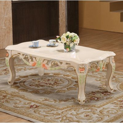 Meridian Furniture USA Milan Coffee Table