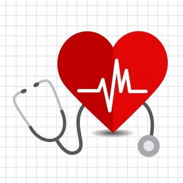 Heart Care Icon With A Stethoscope Stethoscope Clipart Background Beat Png And Vector With Transparent Background For Free Download Heart Care World Heart Day Cartoon Styles