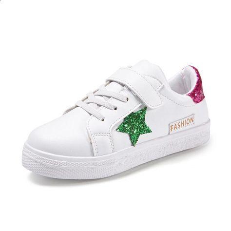 009e8eeb0f0 Kinderen Casual Sneakers 2018 Zomer Schoenen voor meisjes Peuter Jongens  Running Sneakers Kinderschoenen Mode Meisjes Sportschoenen Wit