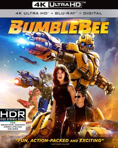 Bumblebee 4k Ultra Hd Blu Ray Ultra Bumblebee Hd 1080p