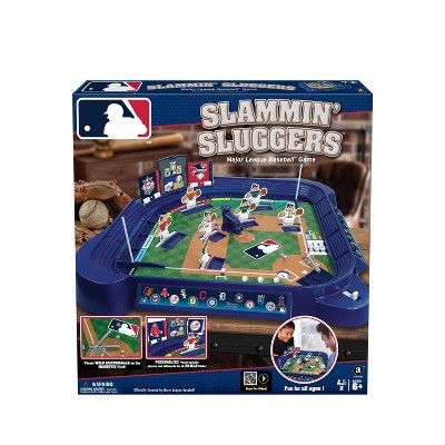 Mlb Slammin Sluggers Baseball Game Slugger Baseball Games Mlb