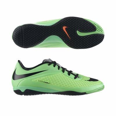 6c58f0e00 Nike Hypervenom Phelon IC Indoor Soccer Shoes - Neo Lime