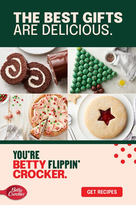 Christmas isn't over until you reveal the dessert table. From Christmas cake ideas to cookies, cobblers, and bars we've got the recipes that make your traditions taste just so good.