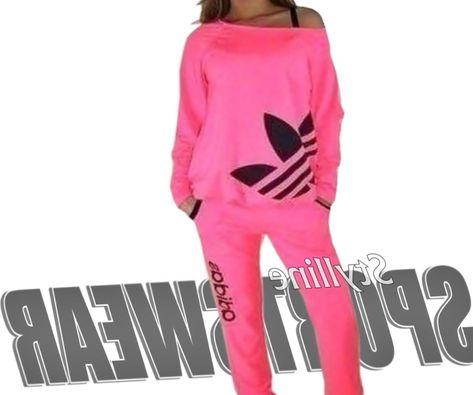 676bf24300f1d Adidas trainingsanzug damen pink.