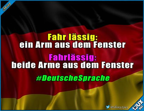 Jedes Leerzeichen ist wichtig! #DeutscheSprache #Deutsch #Sprache #lustigeBilder #Sprueche