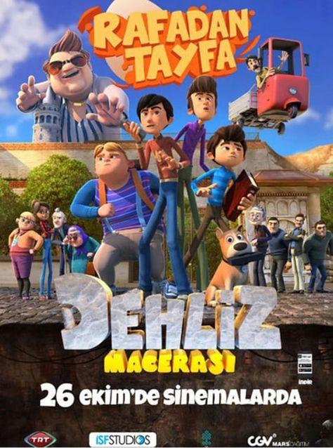 Regarder Rafadan Tayfa Dehliz Macerasi 2019 Film Complet En Streaming Vf Entier Francais Macera Filmleri Film Aksiyon Filmleri