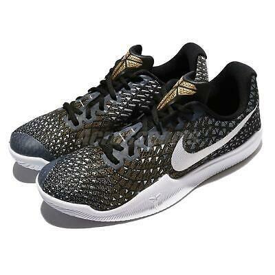Nike Mamba Instinct EP Black Gold Grey