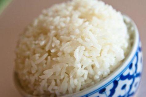 como se prepara el arroz cocido para dieta