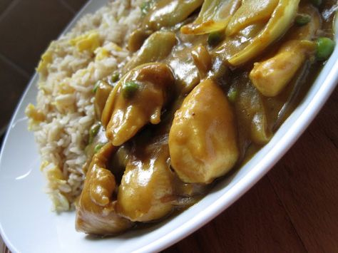 A Glug Of Oil Chinese Curry Just Like The Takeaway